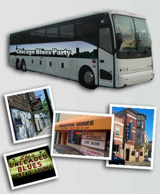 Blues Bus Tours